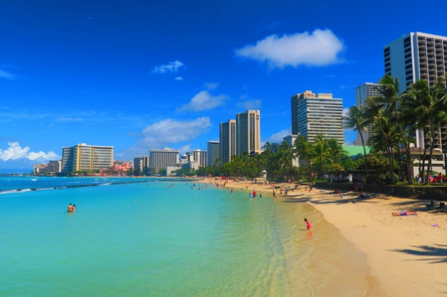 Waikiki-Beach-Honolulu-Oahu-Hawaii-1