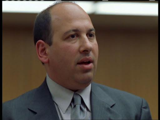 Maurice Levy, abogado criminalista corrupto representante del clan Barksdale
